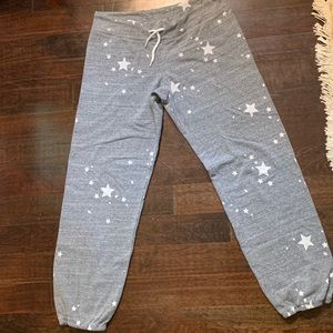 Monrow Star sweatpants